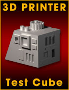 3D Printer Test Cube