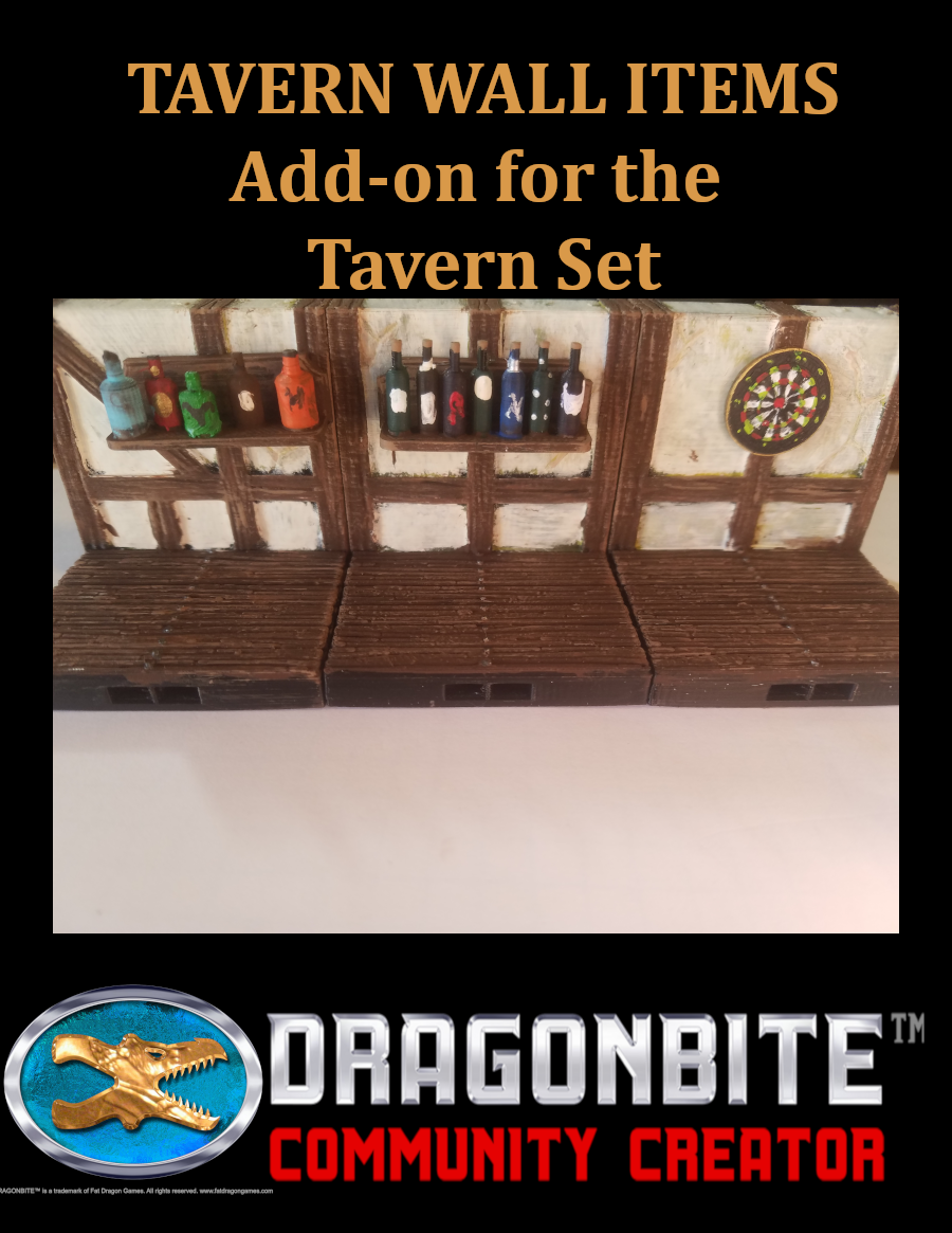 Tavern Wall Items