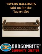 Tavern Balconies