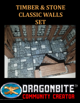 Timber and Stone Classic Tile Set