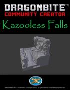 Kazooless Falls