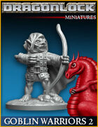 DRAGONLOCK Miniatures: Goblin Warriors Set 2
