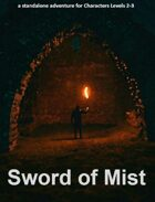 The Sword of Mist