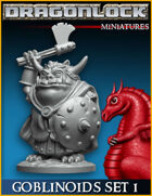 DRAGONLOCK Miniatures: Goblinoid Warriors Set 1