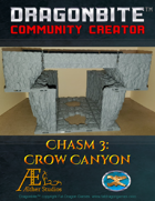 Chasm 3 - Crow Canyon