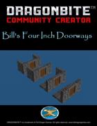 Bill's Four Inch Doorways
