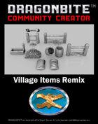Village Items Remix