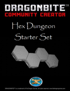 Hex Dungeon Starter Set