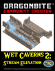 Wet Caverns 2: Stream Elevation