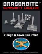 Village & Town Fire Poles