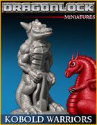 DRAGONLOCK Miniatures: Kobold Warriors