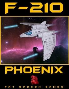 F-210 Phoenix - Fat Dragon Games   E-Z FUTURE   E-Z FUTURE