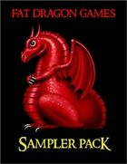 Fat Dragon Games Sampler Pack