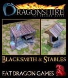 DRAGONSHIRE: Blacksmith & Stables