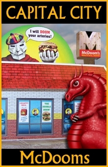 CAPITAL CITY: McDooms Restaurant