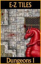 E-Z TILES: Dungeons 1