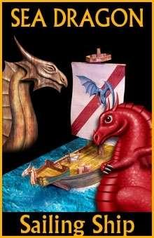 The Sea Dragon Sailing Ship