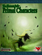 Alternate Paths: Primal Characters