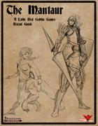 Mantaur (Racial Guide)