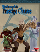 Alternate Paths: Prestige Classes