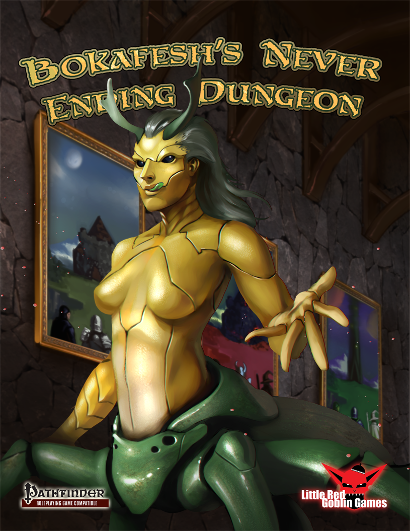 Bokafesh's Never Ending Dungeon