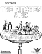 Gonzo Presents: The Kitchen Sink