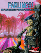 Farlings (Pathfinder 2nd Edition Halfling Ancestries)