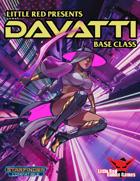 Davatti Base Class (Starfinder)