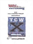 Wild World Wrestling TCW Promotion Book
