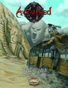 Accursed: Areia e Pedra (portuguese edition)