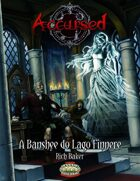 Accursed: A Banshee do Lago Finnere (portuguese edition)
