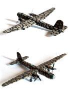 1/48 Heinkel He-177 Greif paper model