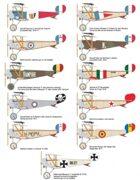 1/72 3D Nieuport 11 kit