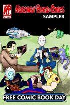 Reasonably Priced Comics Free Sampler