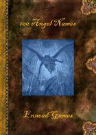 100 Angel Names