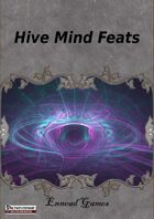 [PFRPG] Hive Mind Feats