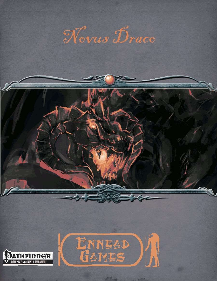 "[PFRPG] Novus Draco - ""New Dragons"""