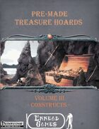 [PFRPG] Treasure Hoards - Volume 3 - Constructs