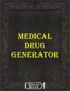 Medical Drug Generator