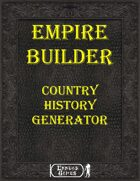 [EBK] Empire Builder Kit - History Generator