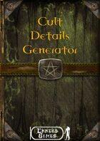 Cult Details Generator