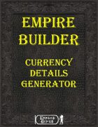 Empire Builder - Currency Generator