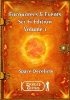 Encounters & Events - SciFi Volume 1 - Space Derelicts