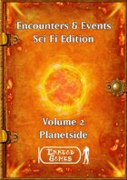 Encounters & Events - SciFi Volume 2 - Planetside