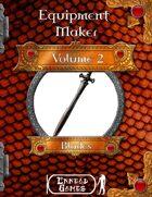 Equipment Maker 2 - Blades