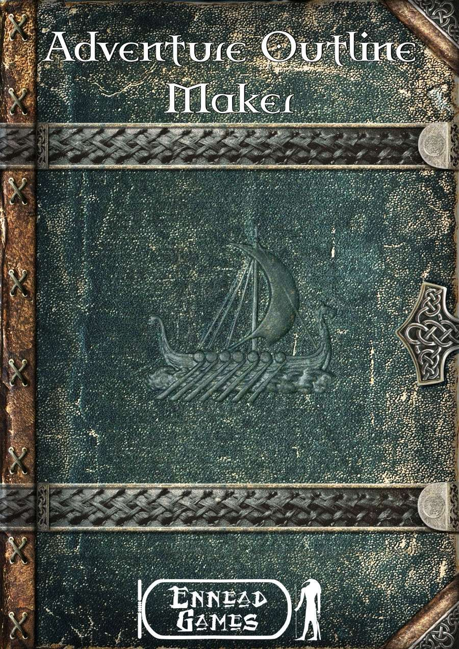 Adventure Maker Collection - Fantasy [BUNDLE] - Ennead Games