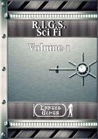 R.I.G.S. Sci-Fi Volume 1