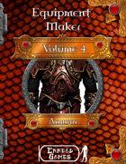 Equipment Maker 4 - Armour