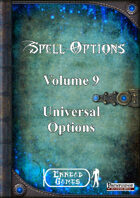 Spell Options 9 - Universal Options