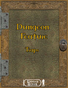 Dungeon Feature Volume 8 - Traps